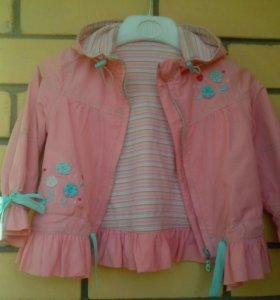 Ветровка, куртка р.104