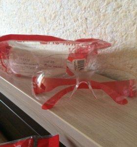 Очки защитные для работ