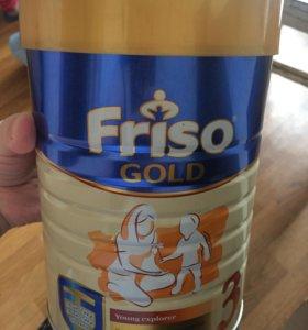 Сухая молочная смесь Friso gold 3 ( 800 г)