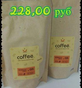 Кофе зерновой в наличии