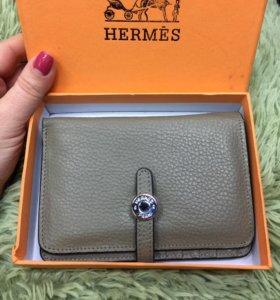 Мини кошелек Hermes