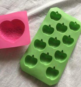 силиконовые формы для мыла