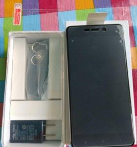 Xiaomi redmi 4 (новый, в заводских пленках