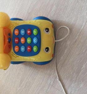 Телефон Фишер Прайс