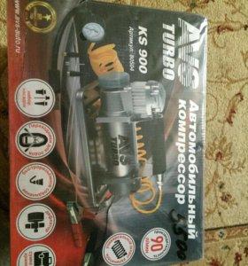 Новый автомобильный компрессор