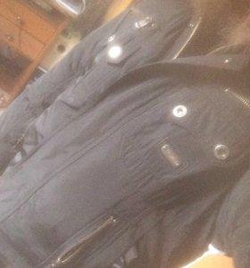 Мальчиковая куртка аляска