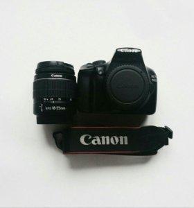 Продам камеруEOS 1100D