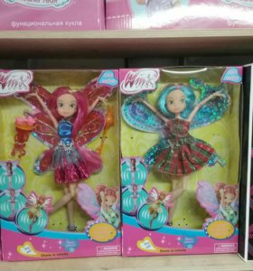Куклы Winks