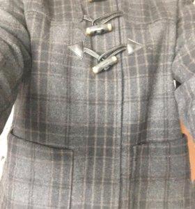 Куртка драповая ( пальто )