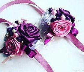 Браслетики для подружек невесты