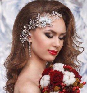 Свадебный гребень, корона