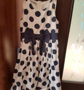 Платье новое 134