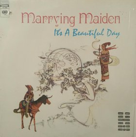 "Винил It's a Beautiful Day ""Marrying Maiden"""