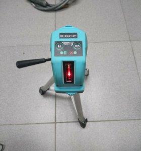 Лазерный нивелир Helper 2d