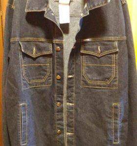 Куртка джинсовая Dapper