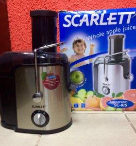Соковыжималка Scarlett SC-015