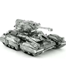Модель Танка-3D пазл
