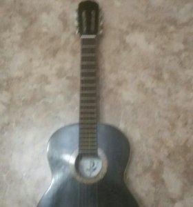 Самарская акустическая гитара