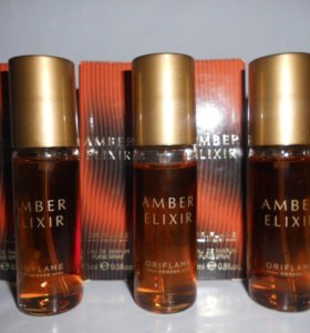 Amber Elixir от Орифлейм