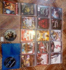 P.S.3 диски