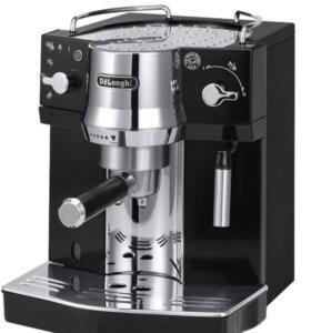 Кофемашина рожковая DeLonghi EC 820 B