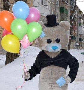 Ростовая кукла Мишка Teddy
