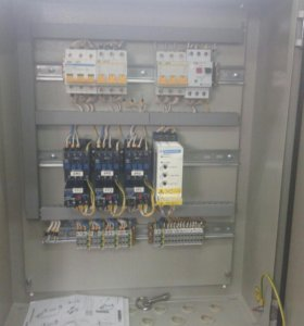 Шкаф электрический в сборе. 650х500х220.