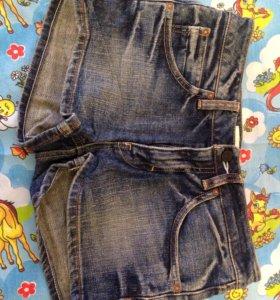 Джинсовые шорты adidas originals denim