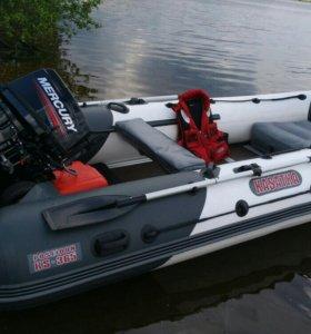 Моторная лодка Касатка 365