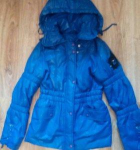 Курточка на девочку 10-11 лет
