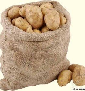 Продам картофель свойский(доставка)