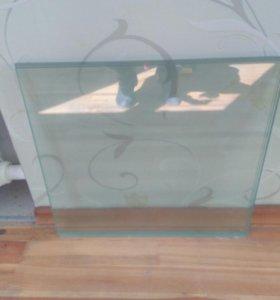 Полочки стеклянные для мебельной стенки