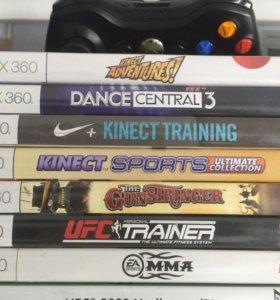 Игры для Kinect на Xbox 360