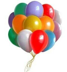 Гелиевые шары от 35 рублей