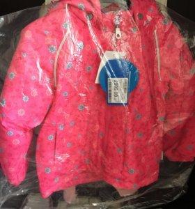 Курточка для девочки 92 Lassie
