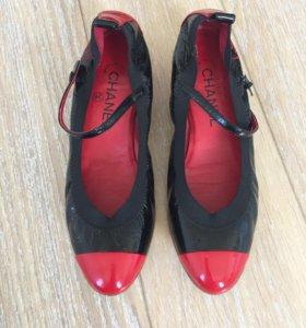 Туфли Chanel оригинал 37