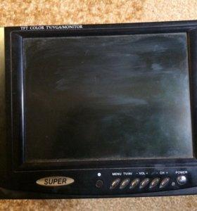 Телевизор super