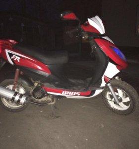 Irbis z50r 50cc 4т