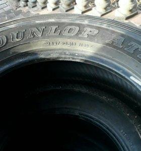 Комплект шин Grand trek Dunlop at22 285/60/r18 v11