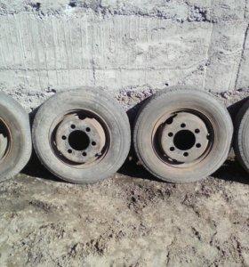 Колёса на грузовичок TOYO V-02 Б/У
