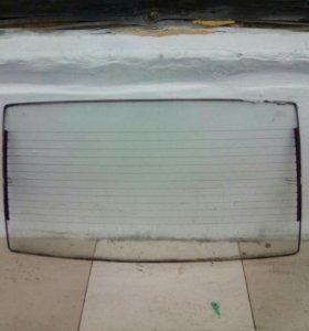 Задние стекло с подогревом на ваз 2109-08