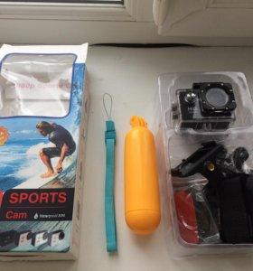 Спорт Камера