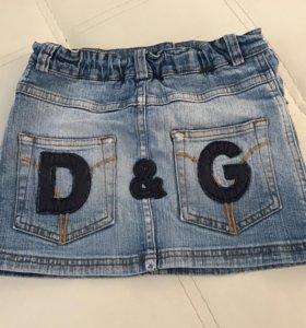 Юбка D&G