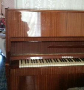 Пианино Актава