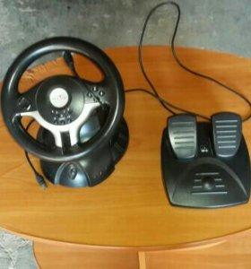 Игровой компьютерный руль