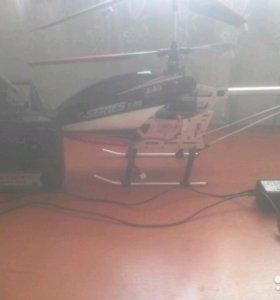 Радио-упровляемый вертолёт T-series T-55