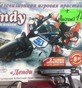 Игровая приставка Dendy новая