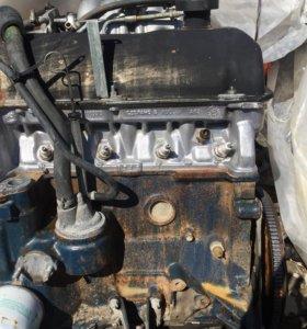 Двигатель на ваз 07