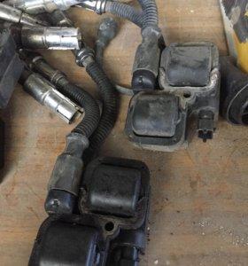 Катушки на двигатель мерседеса.