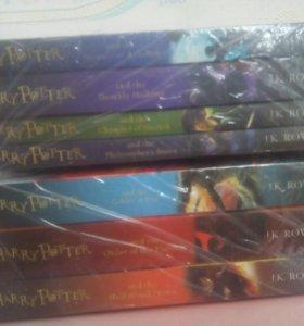 Гарри Поттер на английском